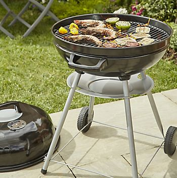 Blooma Russell Kettle Charcoal barbecue