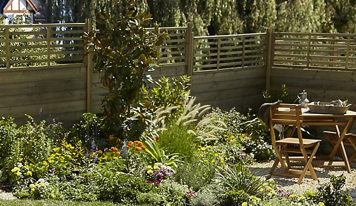 Fence & railing buying guide | Ideas & Advice | DIY at B&Q