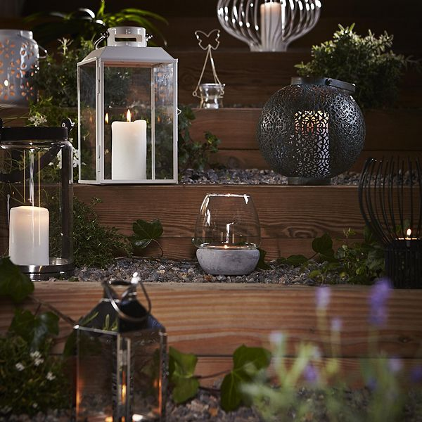 Patio Lights Diy: Garden Lighting & Solar Lights