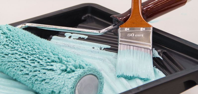 Paint brushes and rollers buying guide