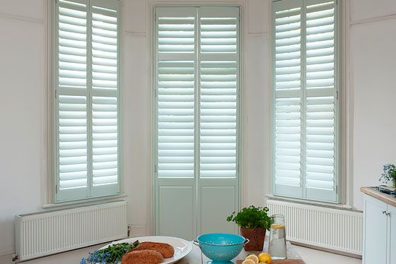 thumbnail: Dining room shutters