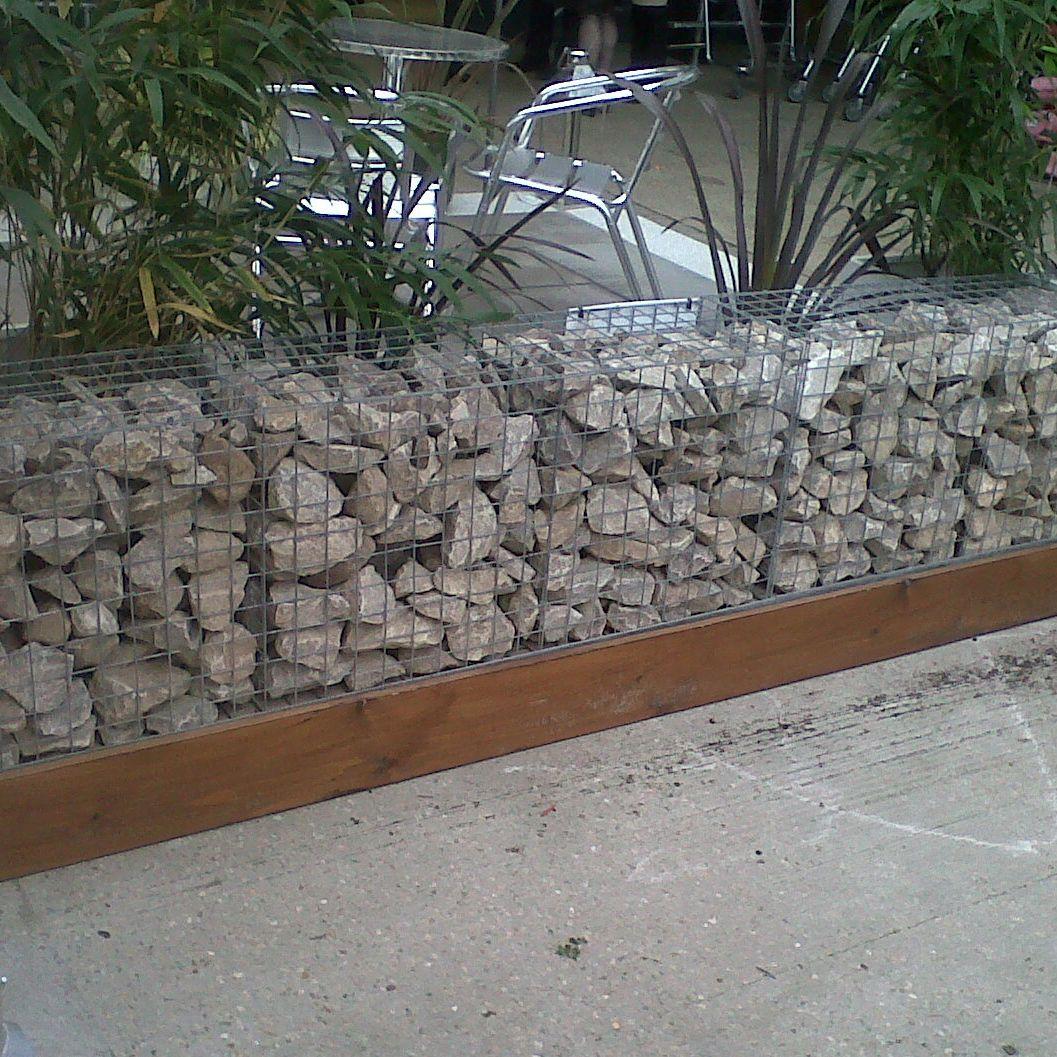 Image Of Gabion Stones