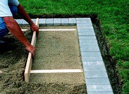 How To Lay Paving Blocks Gravel Amp Asphalt Ideas