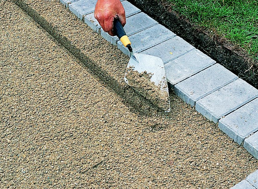 How to lay paving blocks gravel asphalt ideas advice diy at bq solutioingenieria Image collections