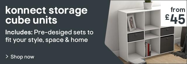 Storage Cubes Cube Storage Bq - Black-and-white-matrix-storage-cube-collection