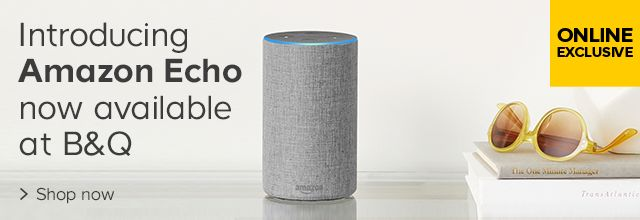 Introducing Amazon Echo to B&Q