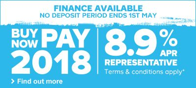 Buy Now Pay Later Finance Offer