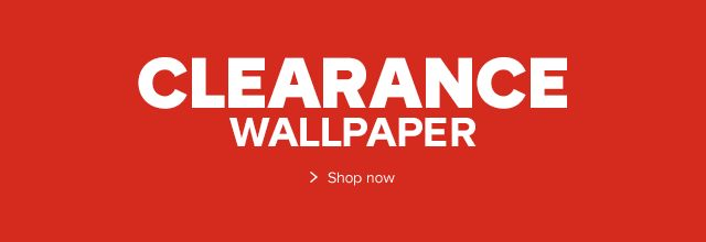 wallpaper clearance