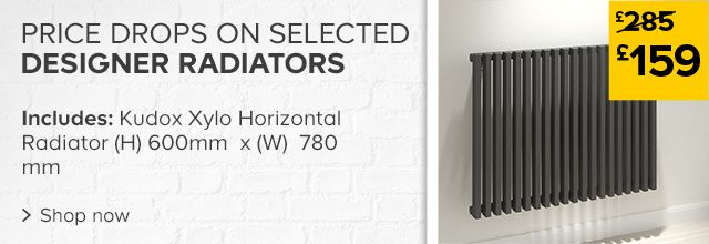 Price Drops on selected Designer Radiators
