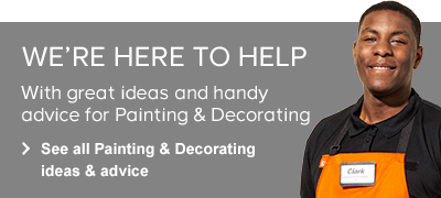 Painting & Decorating ideas & advice
