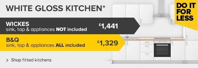 Kitchens Kitchen Worktops Amp Cabinets Diy At B Amp Q
