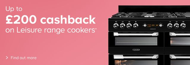 Leisure Cookers Cashback