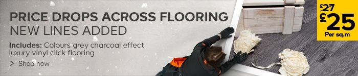 Flooring Amp Underlay Flooring Amp Tiling Diy At B Amp Q