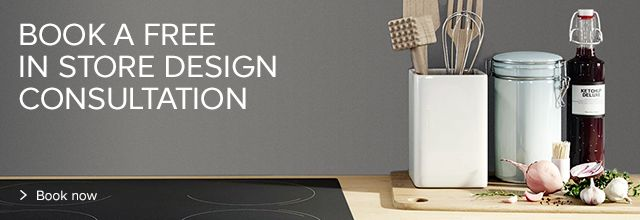 Book a free in store design consultation