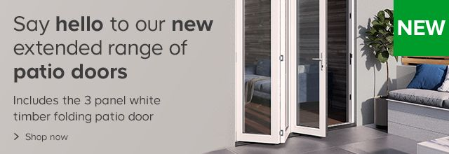 Extended Range Patio Doors