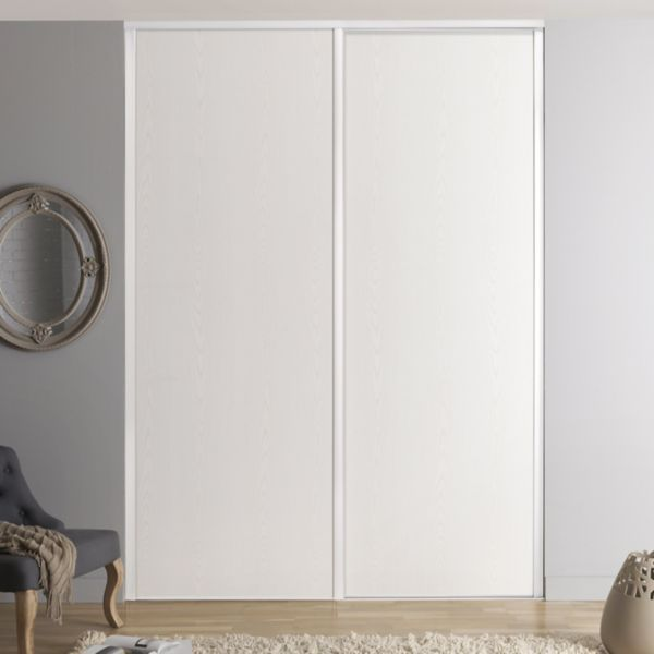 Valla Single \u0026&; Partition Doors & Sliding Wardrobe Doors \u0026 Kits | Bedroom Furniture | DIY at B\u0026Q