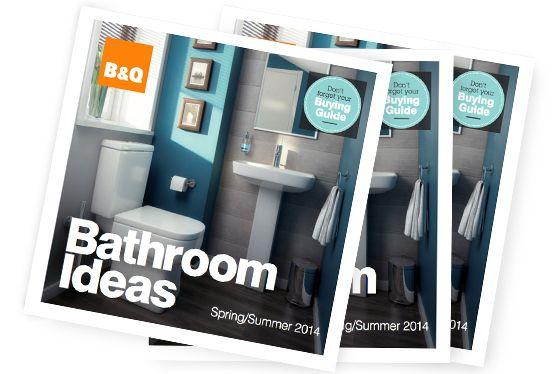 b and q bathroom design. bathroom brochure b and q design