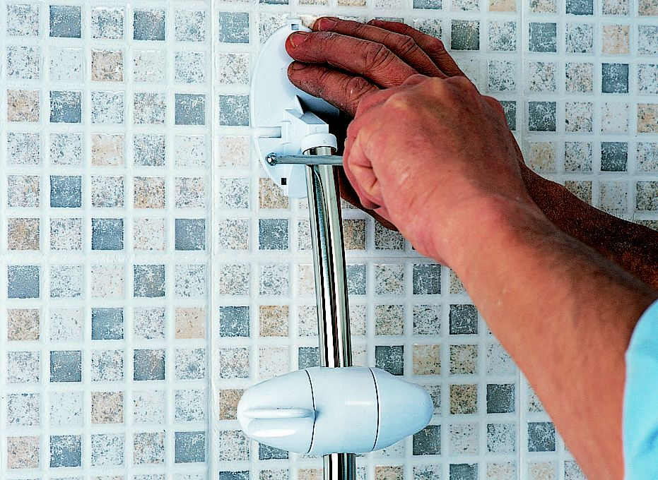 How to fit a shower | Ideas & Advice | DIY at B&Q