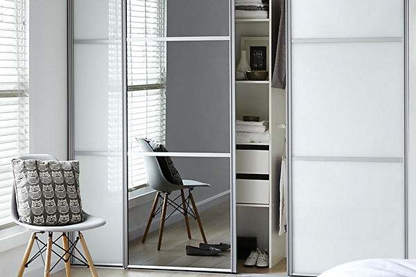 How To Measure Install Sliding Wardrobe Doors