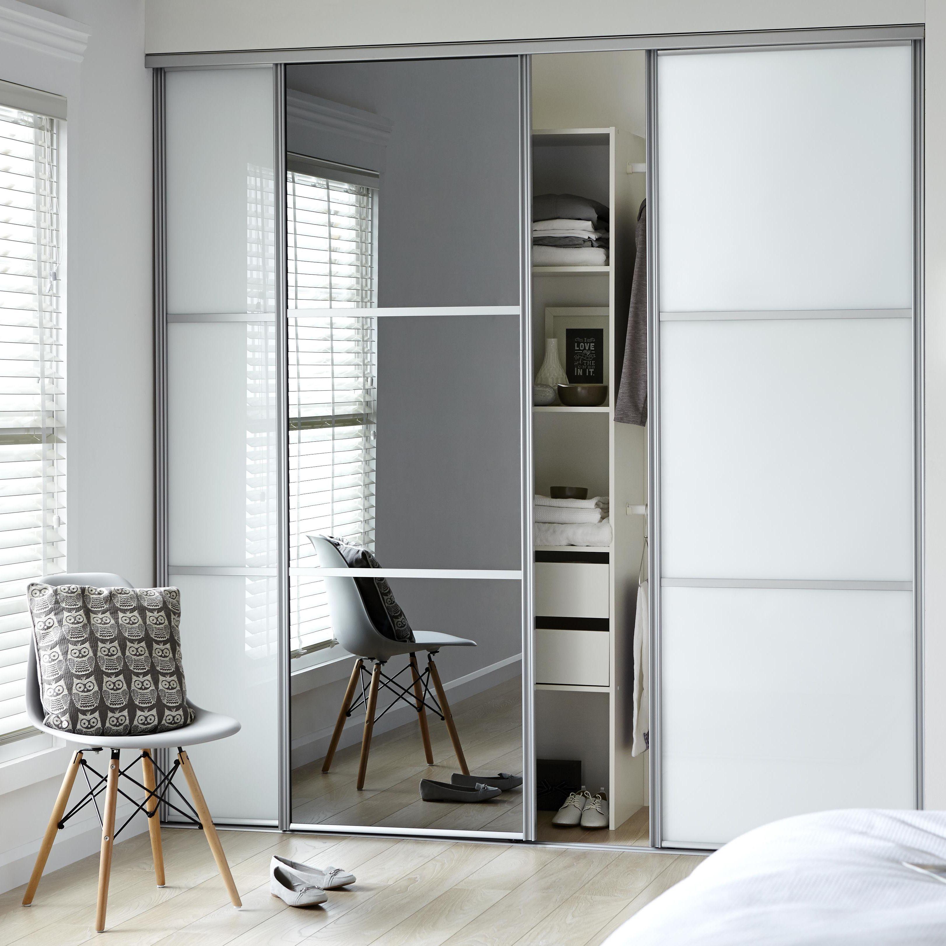 Ordinaire How To Measure U0026 Install Sliding Wardrobe Doors