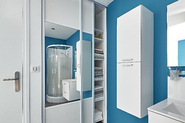 Small bathroom ideas   Ideas & Advice   DIY at B&Q on Small Space Small Bathroom Ideas On A Budget id=80845