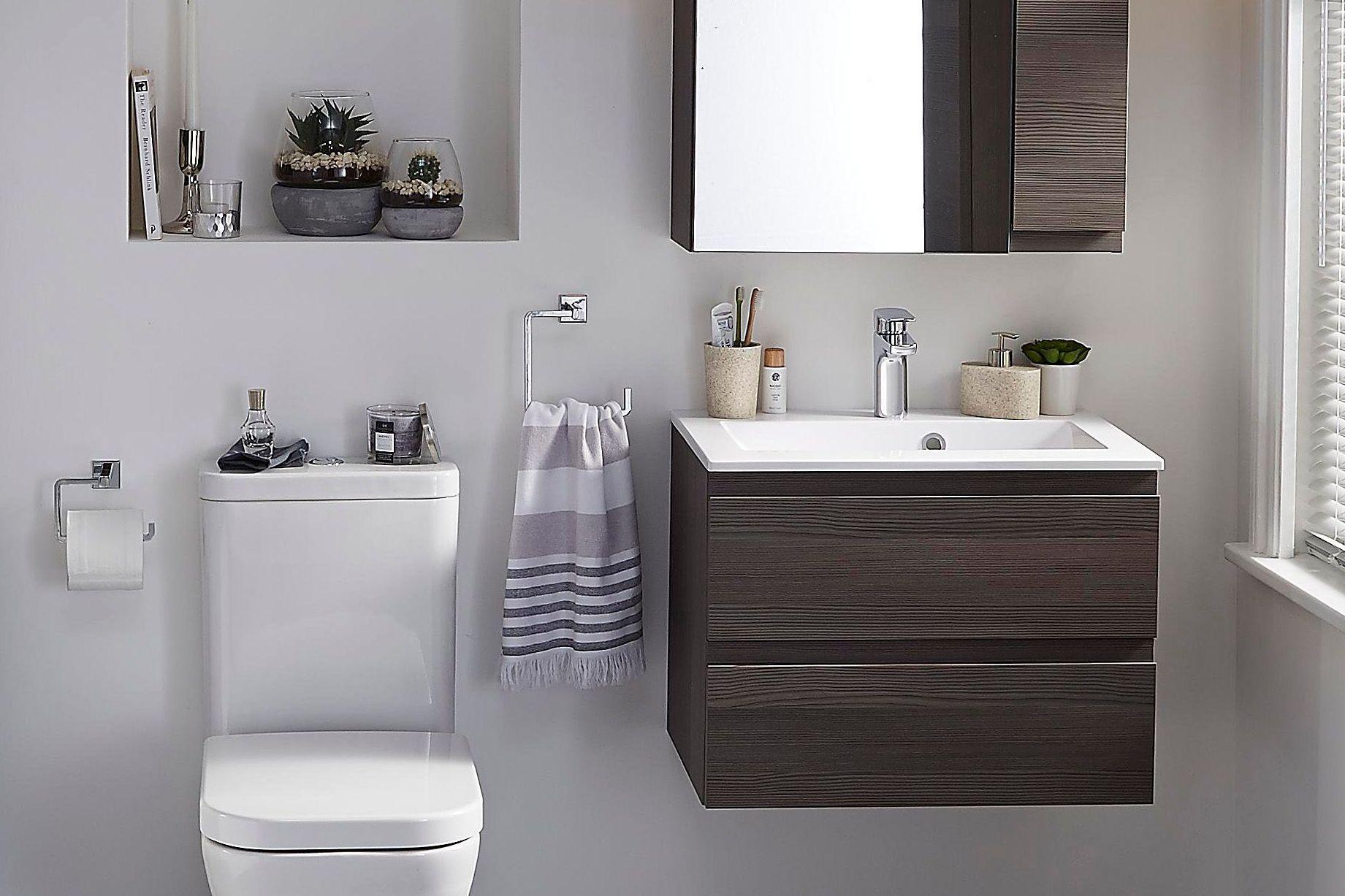 Compact Family Bathroom