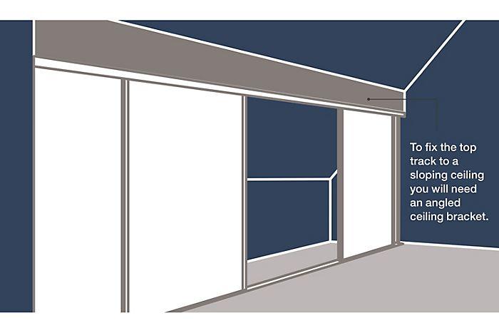 How To Measure Amp Install Sliding Wardrobe Doors Ideas