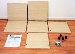 How to assemble flatpack cabinets & shelves | Ideas & Advice | DIY
