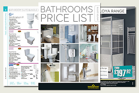 Bathrooms Price List