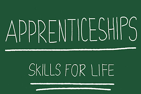 How to find an apprenticeship
