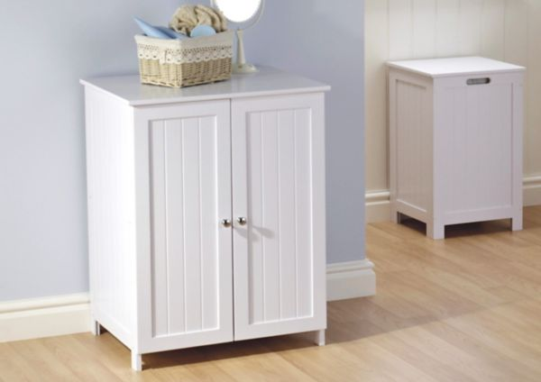 Bathroom furniture cabinets free standing furniture for Bathroom storage furniture