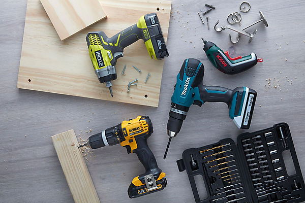Power Tools | Drills & Saws