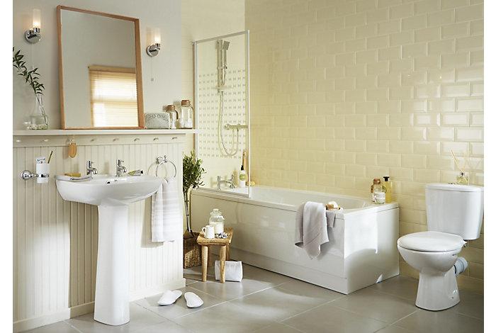 Những ý tưởng thiết kế nội thất phòng tắm sang trọng, đẹp mắt
