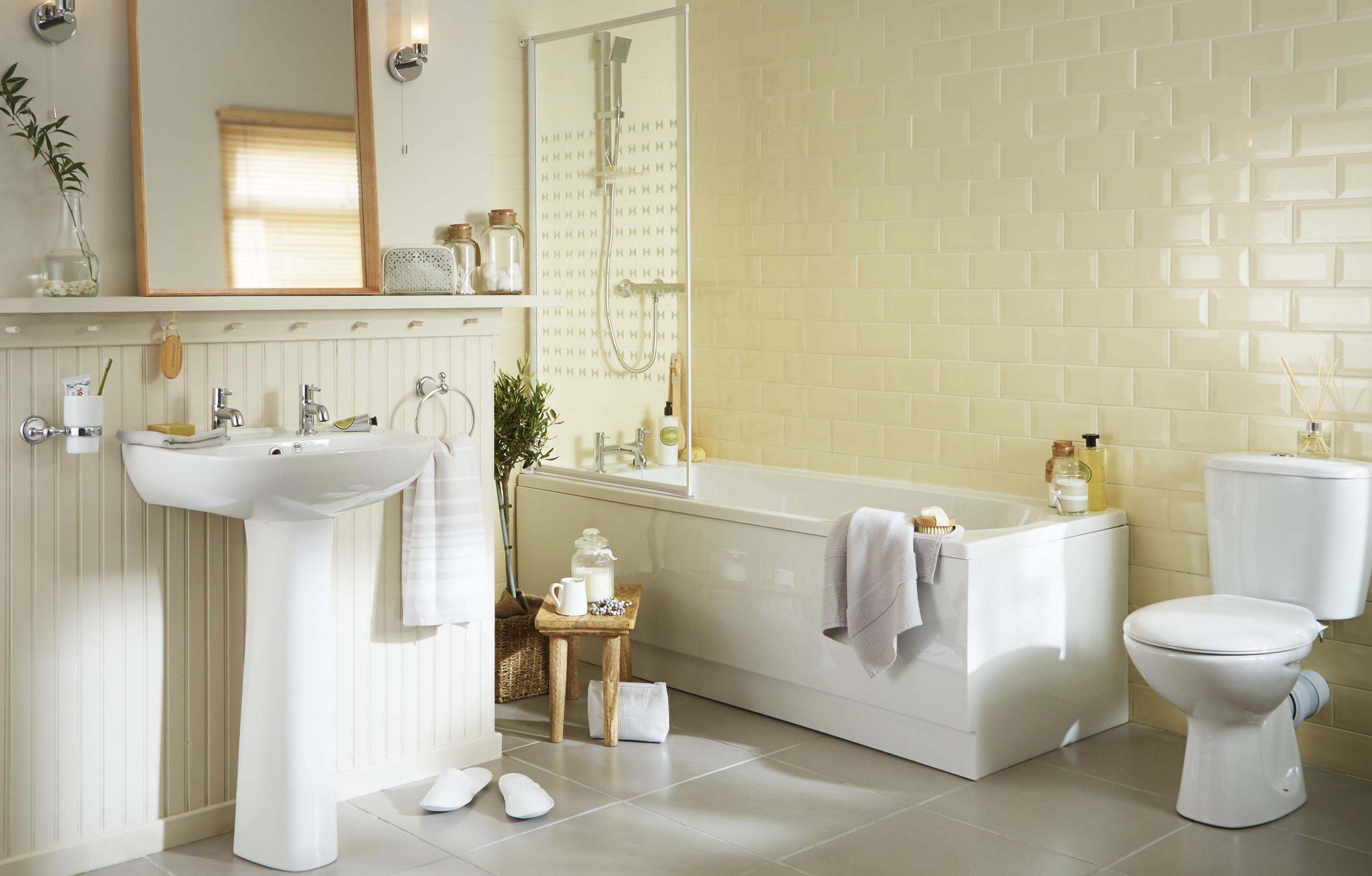 Plumbsure Truro Bathroom Suites