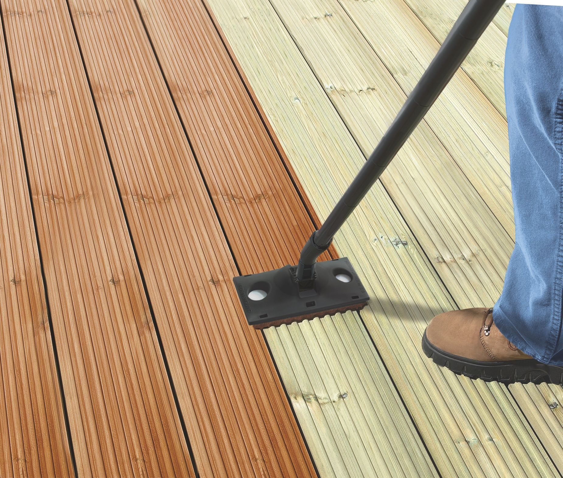 How To Clean, Paint U0026 Care For Decking