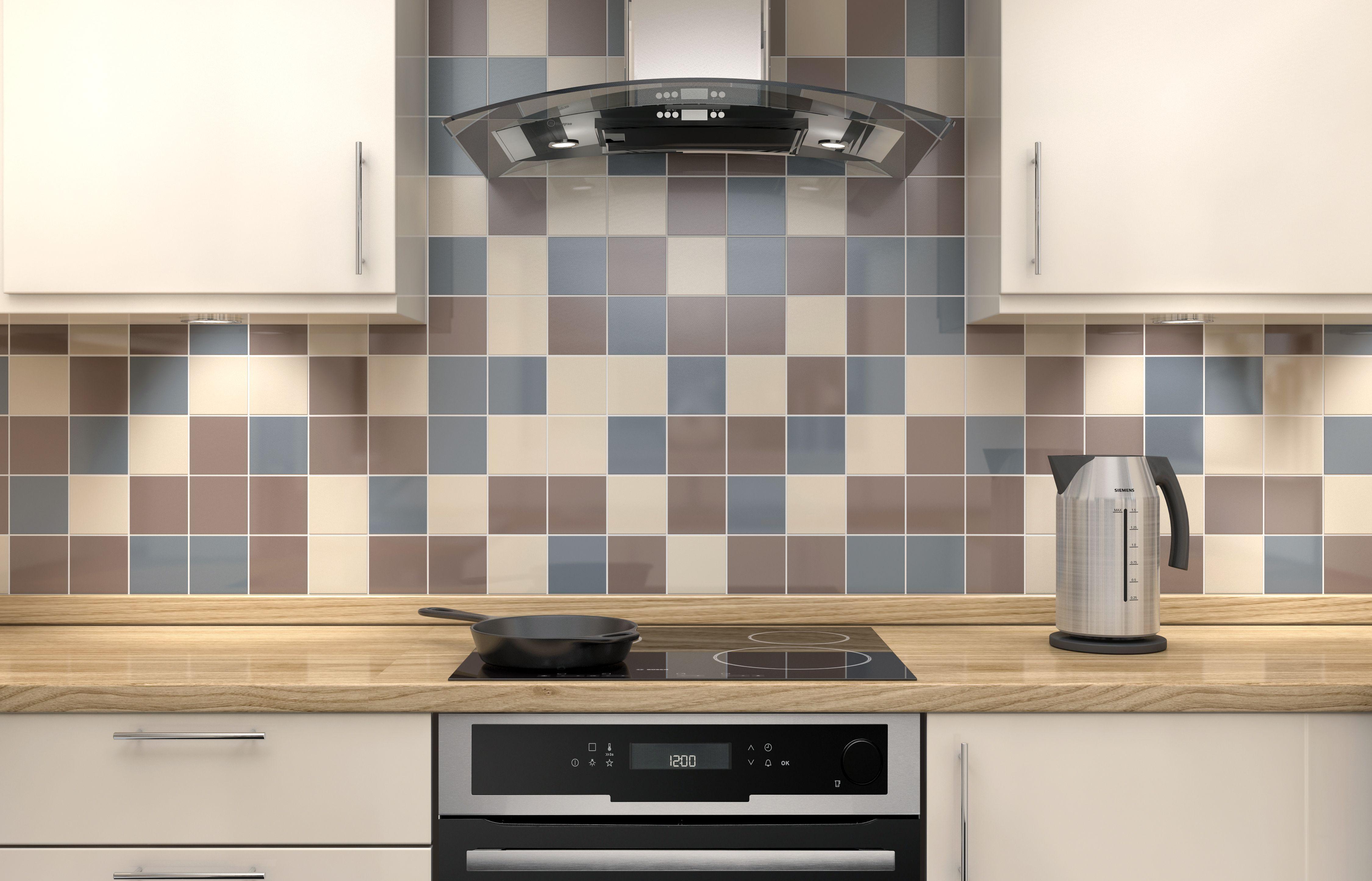 How To Tile A Wall Ideas Advice Diy At B Q