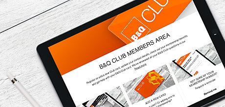 B&Q Club | DIY at B&Q