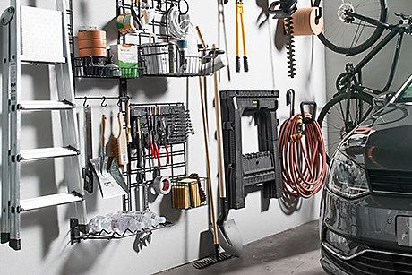 Admirable Garage Diy At Bq Wiring Database Lukepterrageneticorg