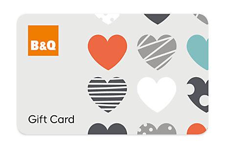 Gift cards | DIY at B&Q