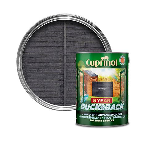Price Drops On Selected Cuprinol Ducksback Paint