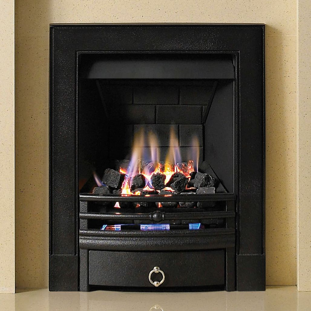 fires stoves electric gas fires wall hung inset rh diy com