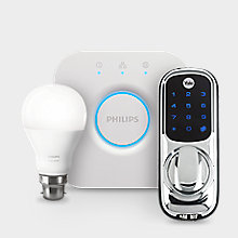 Save £37 on Yale and Philips Hue Bundle