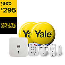 Yale Alarm Kit SR-330