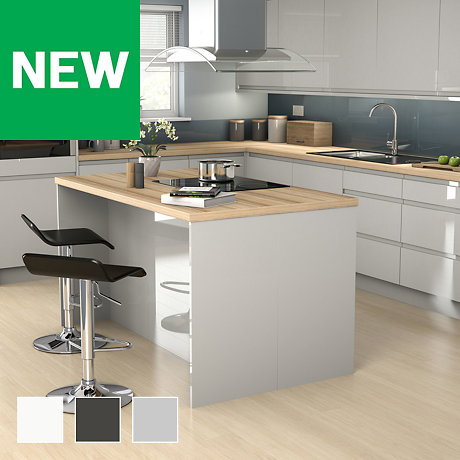 Fitted Kitchens Traditional Contemporary Kitchens Diy At B Q