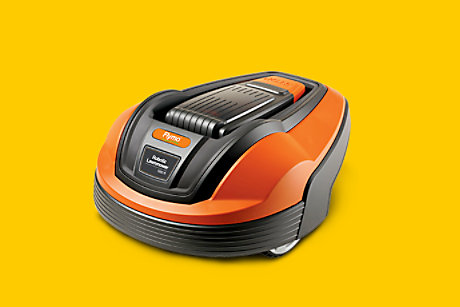 Flymo 1200R Cordless Lithium-ion Rotary Robotic lawnmower