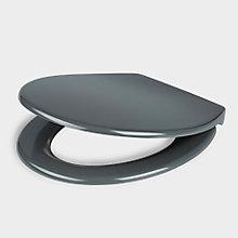 cream toilet seat soft close. Cooke  Lewis Diani Toilet Seat Seats Fittings DIY At B Q