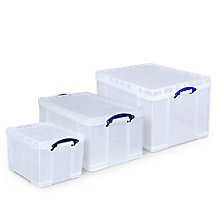 Really Useful Storage Boxes