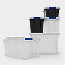 Heavy Duty Plastic Storage Boxes