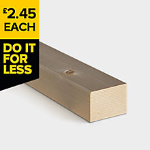 Multibuy on selected timber. Includes: 10 or more on 63mm wide CLS Timber. Individual price £2.64