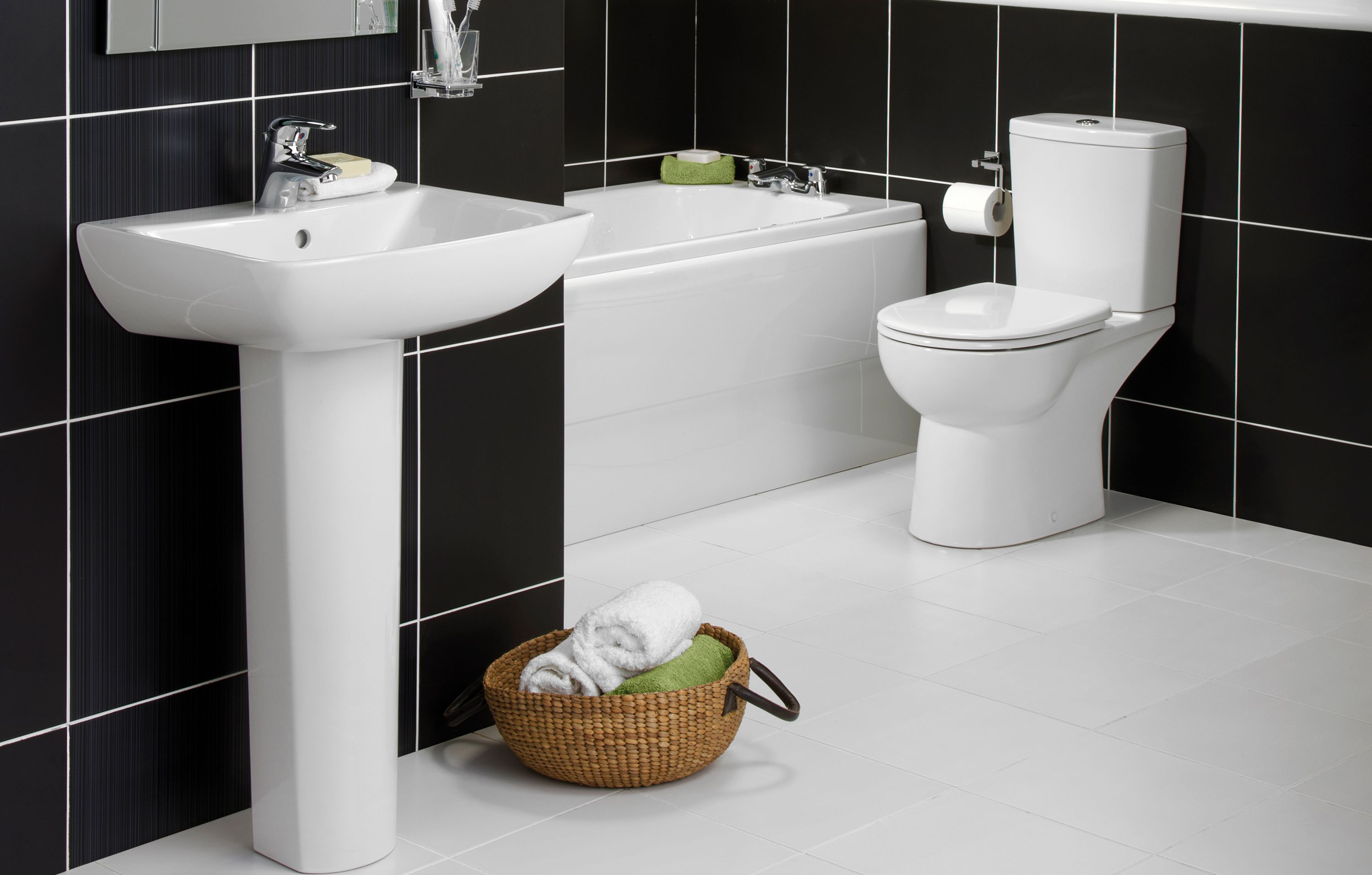 Ideal Standard Vue | Modern Bathroom Suites